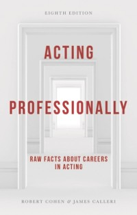 Cover Acting Professionally