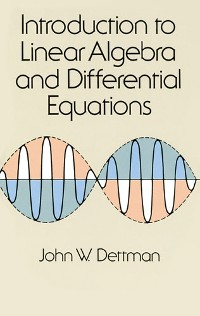 Cover Introduction to Linear Algebra and Differential Equations