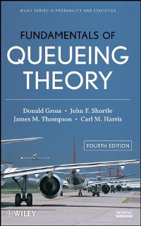 Cover Fundamentals of Queueing Theory