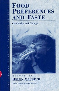 Cover Food Preferences and Taste