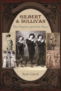 Cover Gilbert and Sullivan