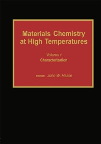 Cover Materials Chemistry at High Temperatures