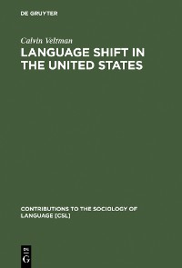 Cover Language Shift in the United States