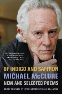 Cover Of Indigo and Saffron