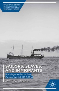 Cover Sailors, Slaves, and Immigrants