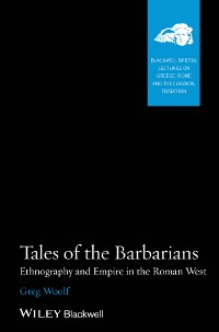 Cover Tales of the Barbarians