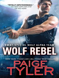 Cover Wolf Rebel