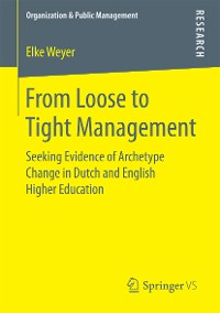 Cover From Loose to Tight Management