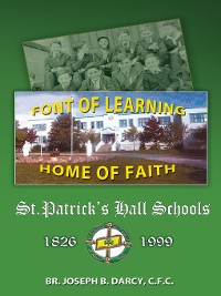 Cover St. Patrick's Hall Schools