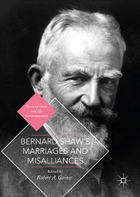Cover Bernard Shaw's Marriages and Misalliances
