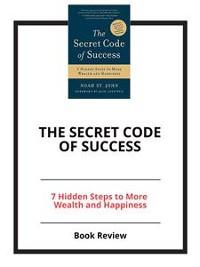 Cover The Secret Code of Success