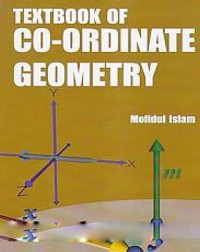 Cover Textbook of Co-ordinate Geometry
