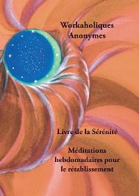 Cover Livre de la Sérénité