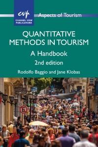 Cover Quantitative Methods in Tourism