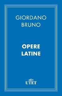 Cover Opere latine