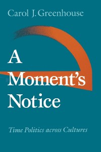 Cover A Moment's Notice