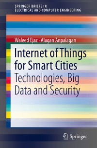 Cover Internet of Things for Smart Cities