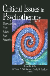 Cover Critical Issues in Psychotherapy