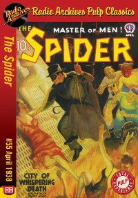 Cover The Spider eBook #55