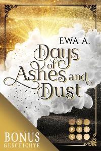 Cover Days of Ashes and Dust. Schattenjagd (Die Vorgeschichte inkl. XXL-Leseprobe vom Roman)