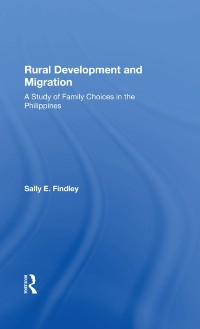 Cover Rural Development And Migration