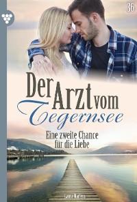 Cover Der Arzt vom Tegernsee 36 – Arztroman