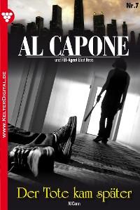 Cover Al Capone 7 – Kriminalroman