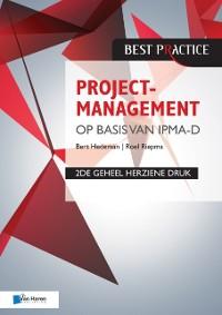 Cover Projectmanagement op basis van IPMA-D, 2de geheel herziene druk