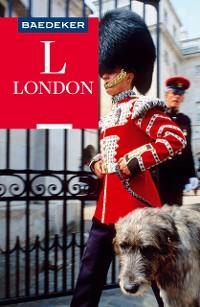 Cover Baedeker Reiseführer London
