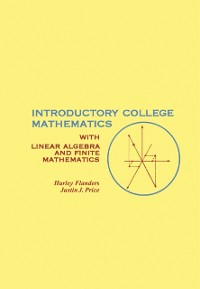 Cover Introductory College Mathematics