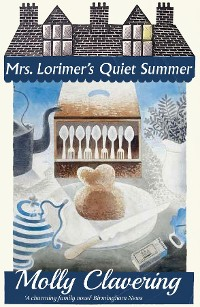 Cover Mrs. Lorimer's Quiet Summer