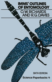 Cover Imms' Outlines of Entomology