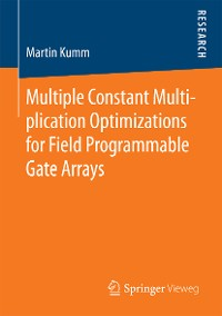 Cover Multiple Constant Multiplication Optimizations for Field Programmable Gate Arrays