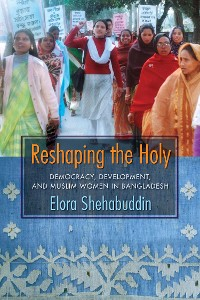 Cover Reshaping the Holy
