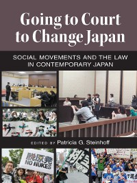 Cover Going to Court to Change Japan