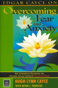 Cover Edgar Cayce on Overcoming Fear and Anxiety