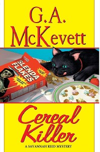 Cover Cereal Killer