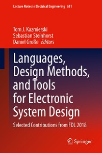 Cover Languages, Design Methods, and Tools for Electronic System Design