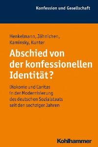 Cover Abschied von der konfessionellen Identität?