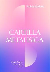 Cover Cartilla Metafísica