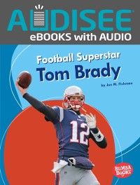 Cover Football Superstar Tom Brady