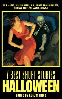 Cover 7 best short stories - Halloween