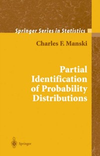 Cover Partial Identification of Probability Distributions