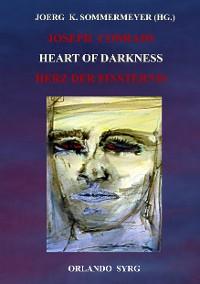 Cover Joseph Conrads Heart of Darkness / Herz der Finsternis