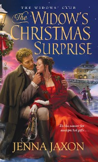 Cover The Widow's Christmas Surprise