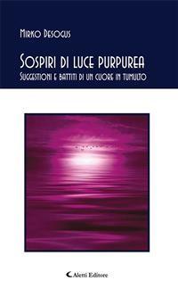 Cover Sospiri di luce purpurea