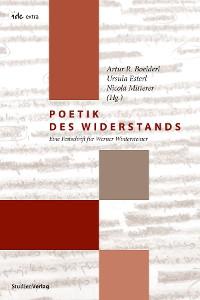 Cover Poetik des Widerstands