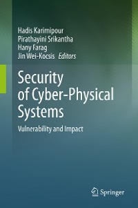 Cover Security of Cyber-Physical Systems