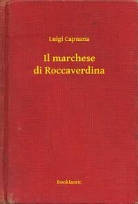 Cover Il marchese di Roccaverdina