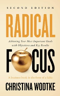 Cover Radical Focus SECOND EDITION